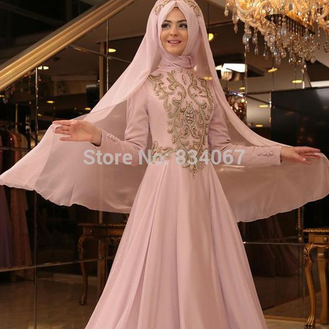 вечерние платья Мусульманские