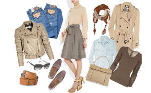 Как составить базовый женский гардероб с учетом сезона и особенностей фигуры