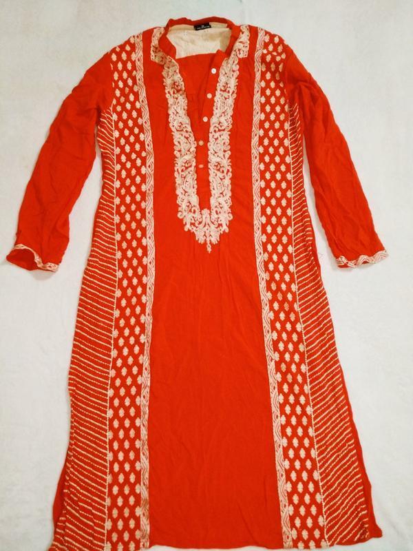 платье рубашка Этно