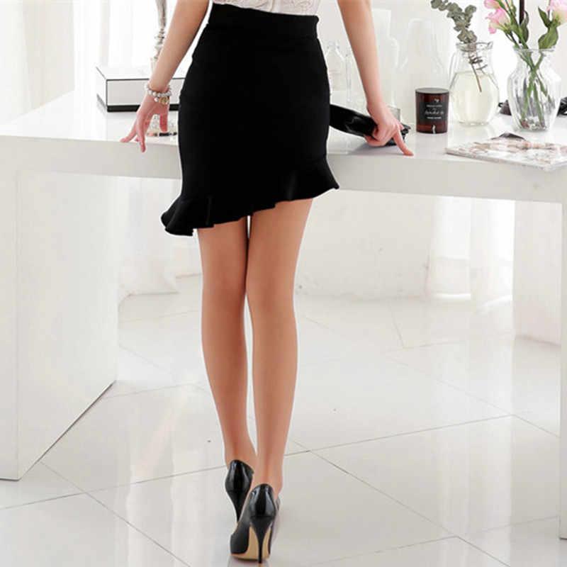трикотажная юбка Sela