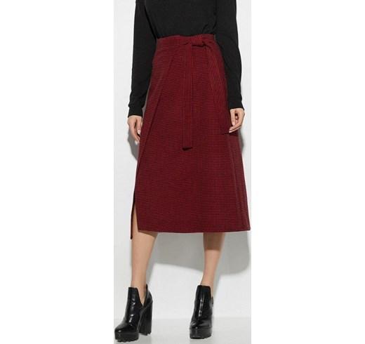 красная юбка Karree