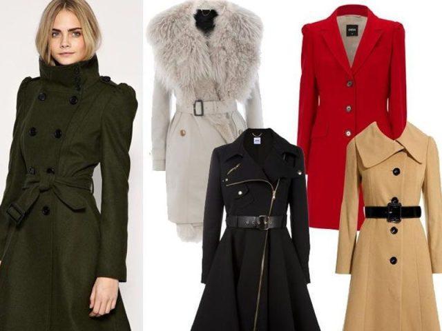 легкие пальто