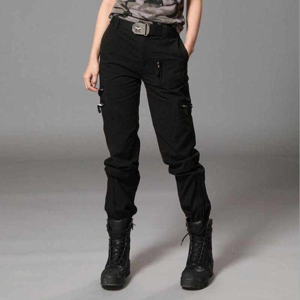 брюки карго женские