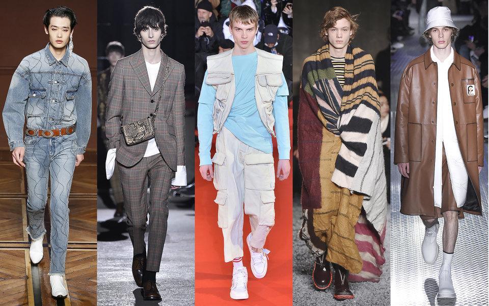 модная одежда Dunhill