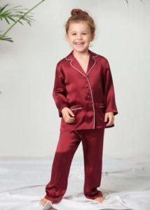 Модные и красивые модели детских пижам и выбор лучших материалов