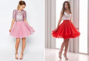 Красивые, модные и оригинальные модели коктейльных платьев