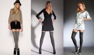 Зачем нужны женские гетры и с чем их носить, модные образы