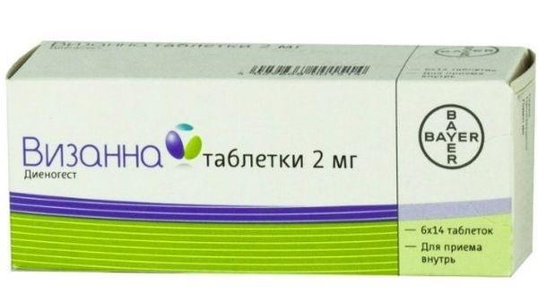 Визанна препарат