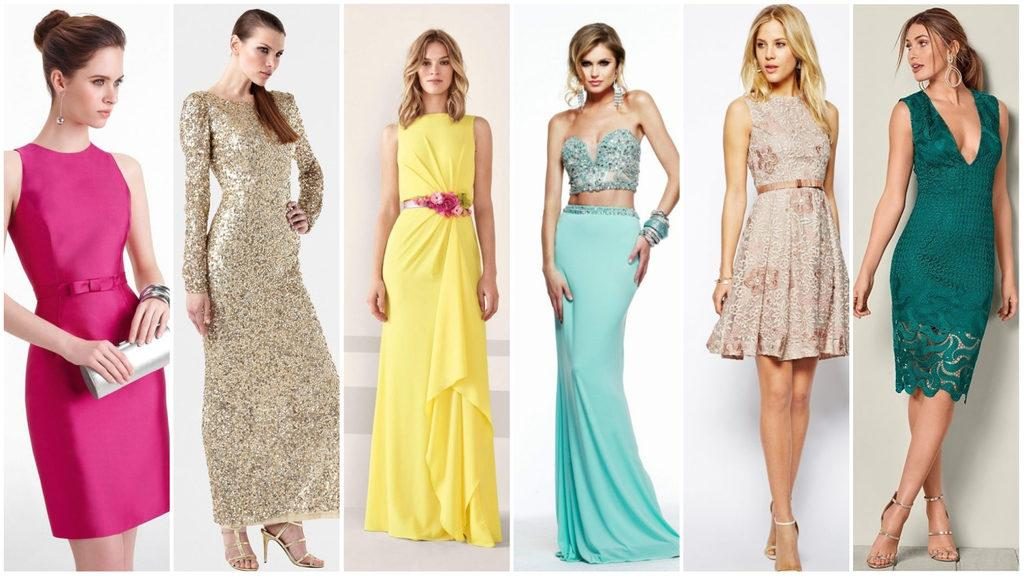 платье на вечеринки
