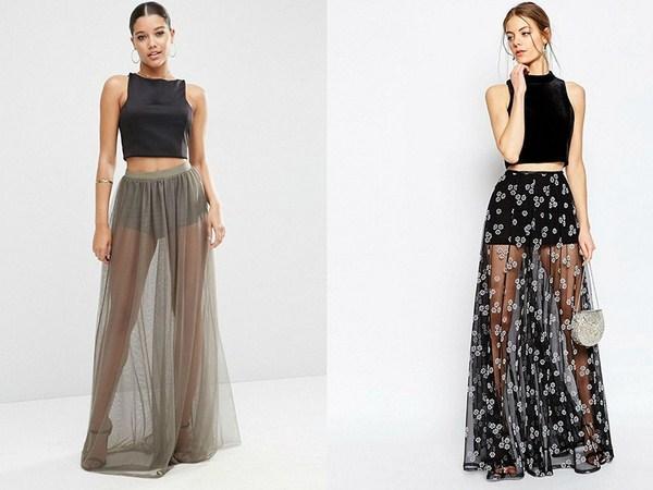 сезонные юбки