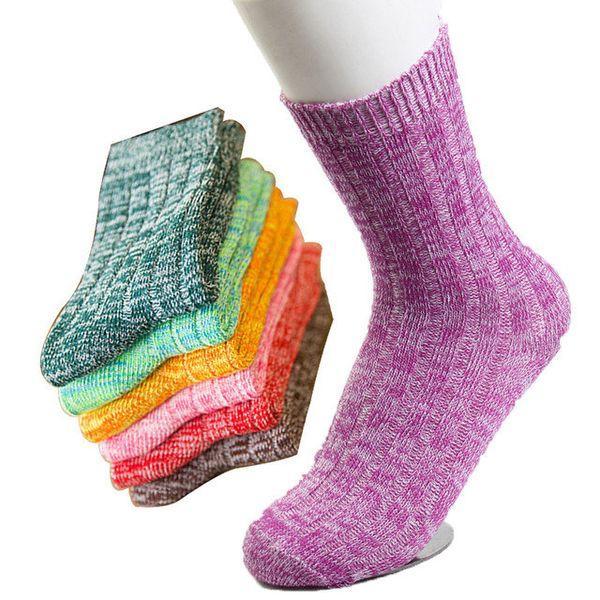 зимние дамские носки