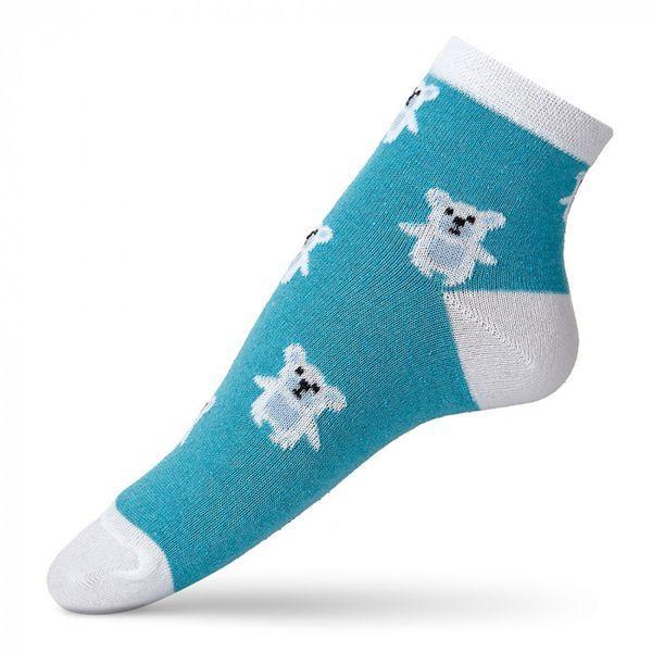 Женские носки с мишками