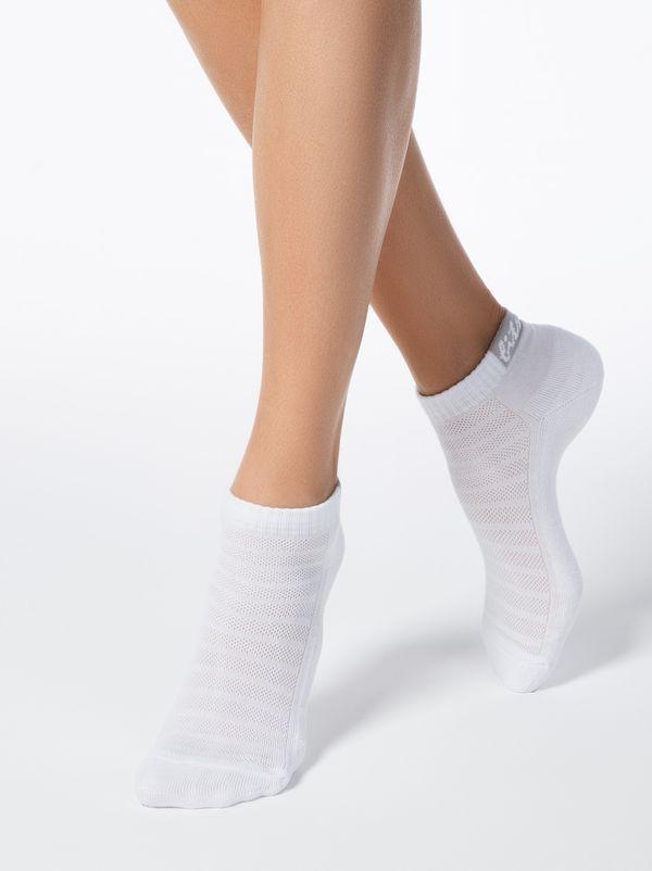 Женские носки белые