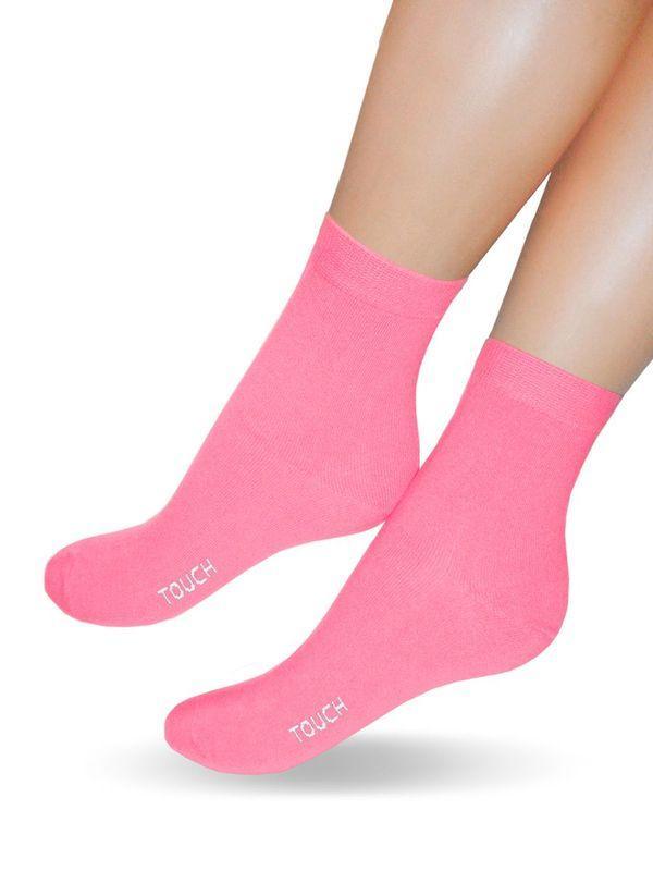 розовые носки