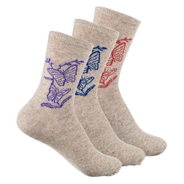 Женские носки из льна