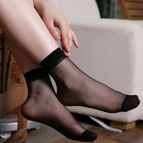 Женские носки нейлоновые