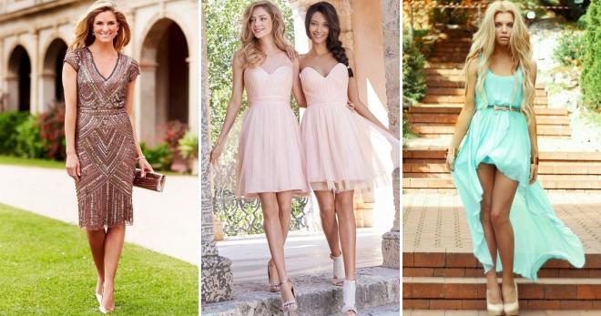 платье трендовое