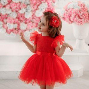 Красивые модели коротких, длинных и праздничных платьев для девочек