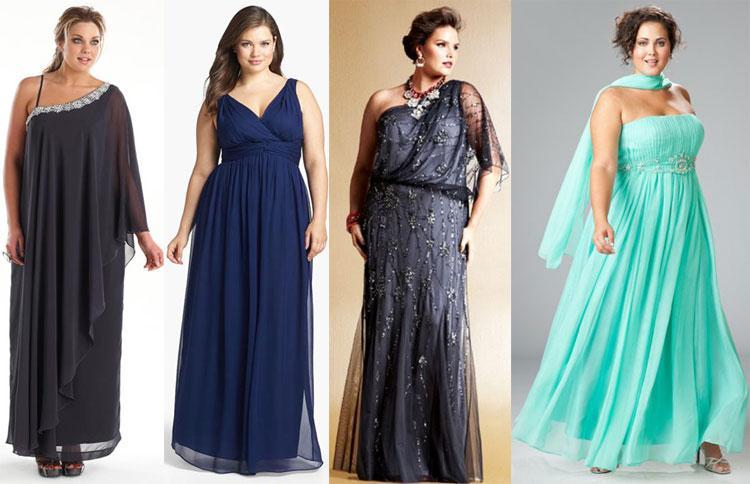 платье модного стиля