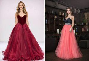 Красивые, шикарные и модные модели вечерних платьев для женщин