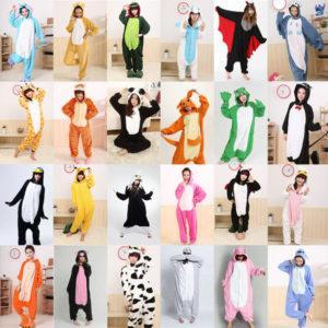 Необычные модели прикольных пижам для женщин и мужчин, советы по выбору