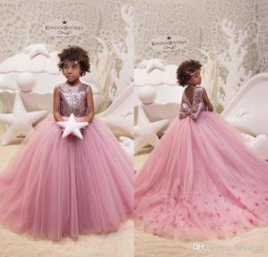 Красивые рейтинговые модели бальных платьев для девочек и как правильно выбрать