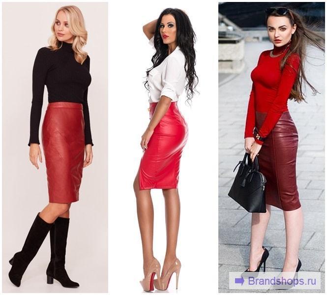 юбки с чем носить