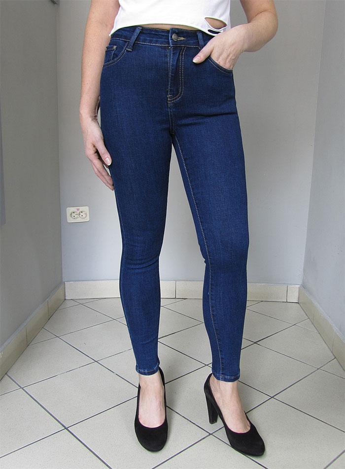 синее джинсы