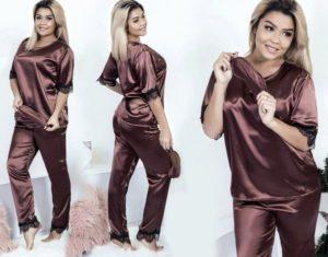 Обзор красивых домашних женских пижам и как правильно подобрать
