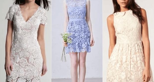 красивые платье