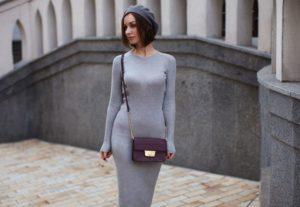 Особенности и материалы платья лапша, с чем носить и модные образы