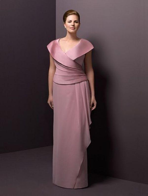Нарядное платье для мамы невесты