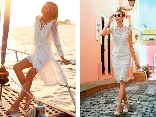 модные платье