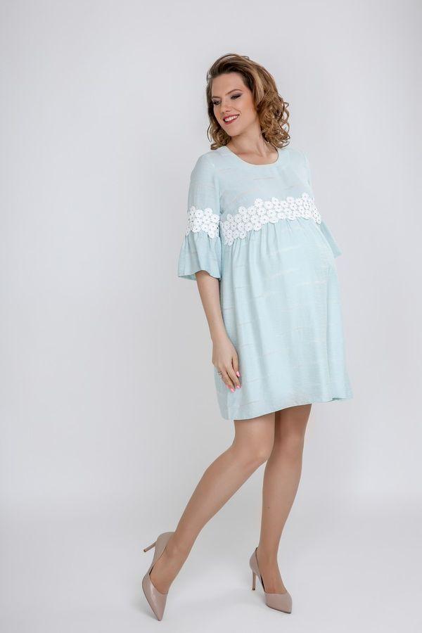 Широкое и свободное платье