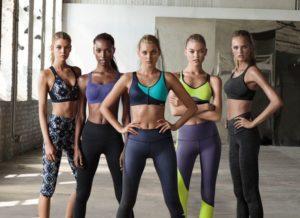 Разновидности женских бюстгальтеров для занятий спортом и как правильно выбрать белье