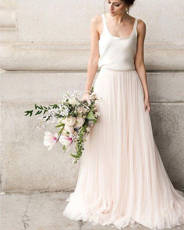 Невеста в стиле Casual