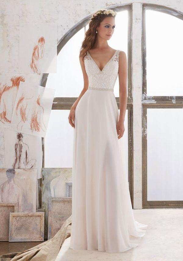Как выбрать свадебное платье, красивые фасоны и модели 2019 года