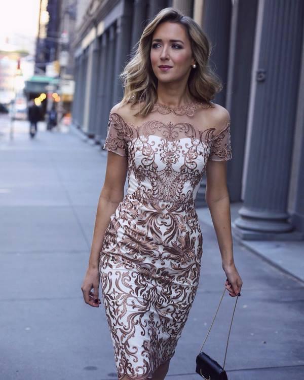 офисные платье
