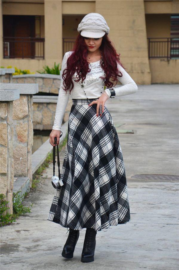 Многоуровневая юбка