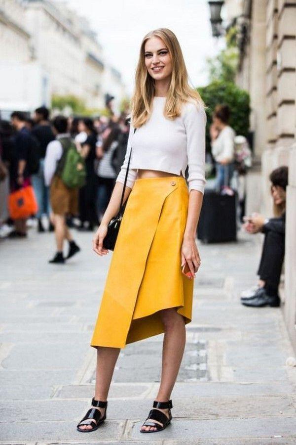 Модные тенденции летних юбок 2019 года, красивые модели и как создать идеальный лук