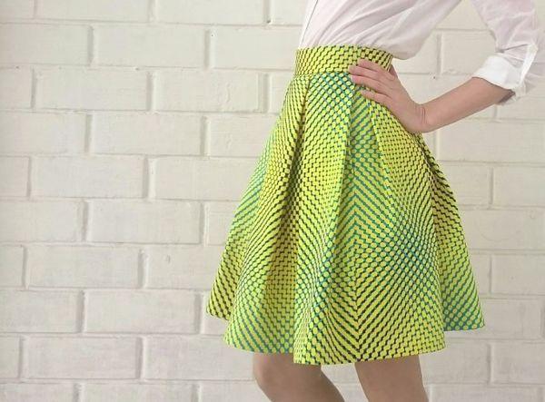 Вискоза юбка