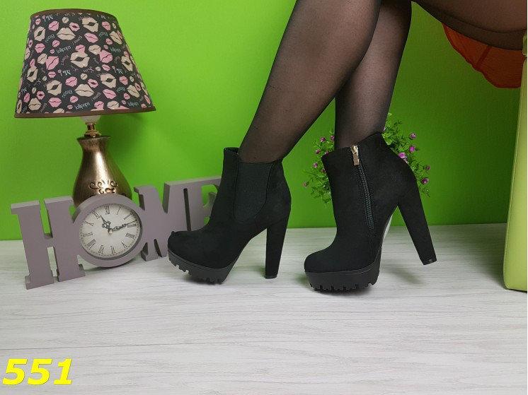 ботинки красивые