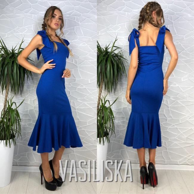 Красивые модели платьев в стиле рыбка и с чем их лучше носить