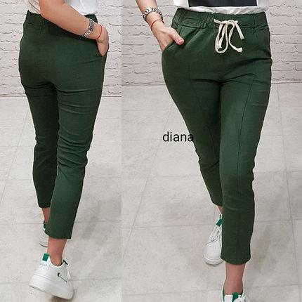 зеленые штаны