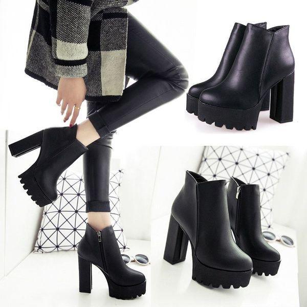ботинки с брюками