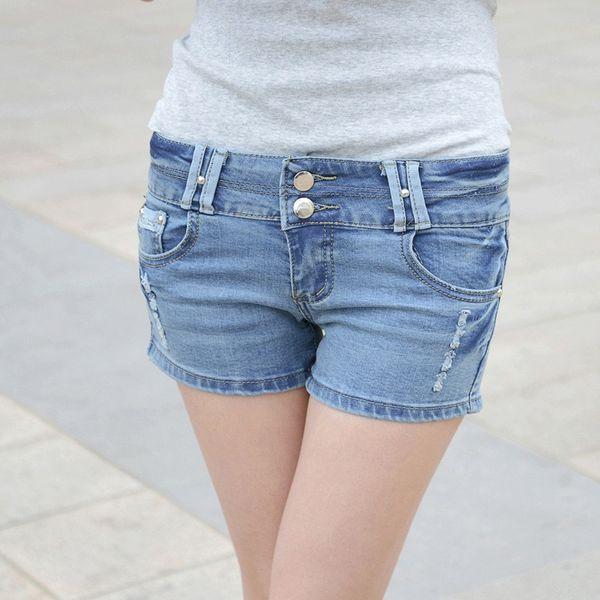 шорты женские короткие