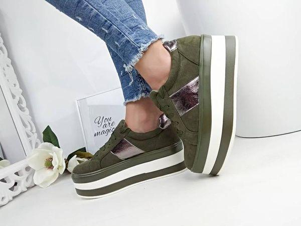 Модные модели женских кроссовок на платформе, с чем носить и обзор трендовых образов