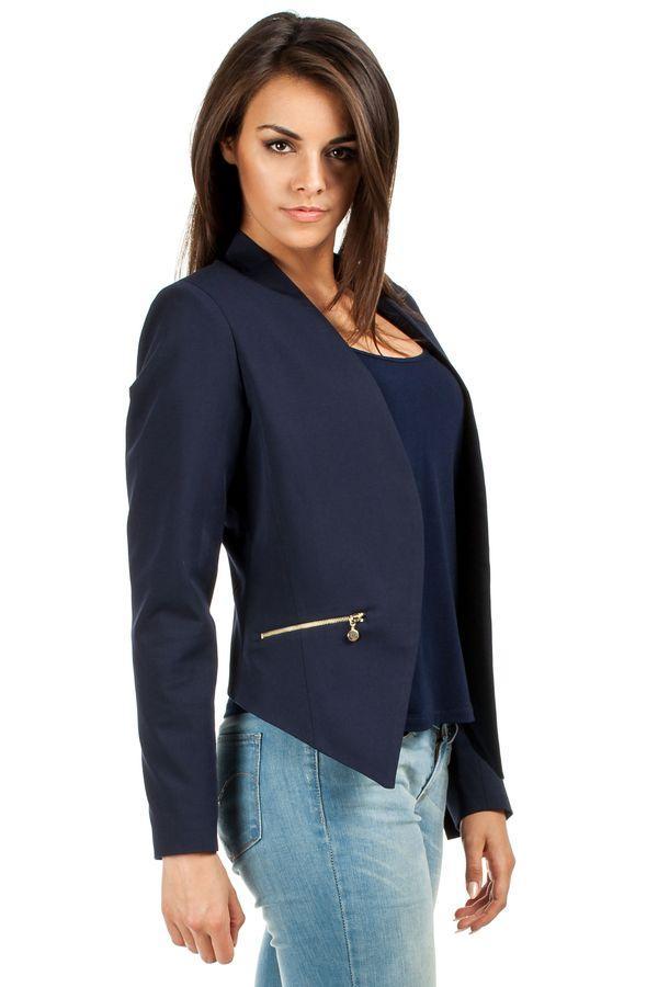 Кардиган пиджак женский