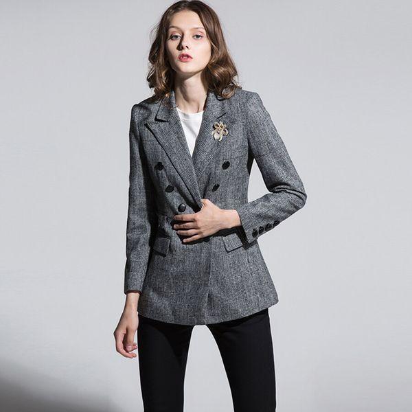 Ретро пиджак женский