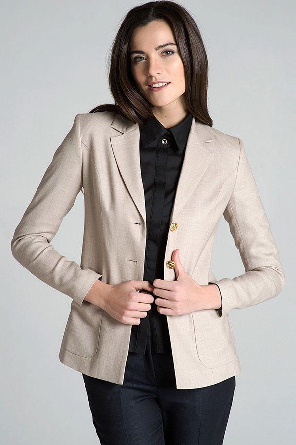 Пиджак в классическом стиле